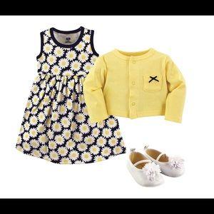 🌼 Dress Cadigan shoes Easter, Spring/Summer girl
